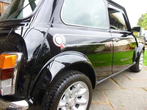 1998 Very Rare Black Cooper Sport LE 1 Of 50 Ever Made!! SOLD (picture 3 of 6)