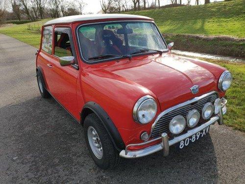 1973 Mini MKI Rally replica For Sale (picture 1 of 6)