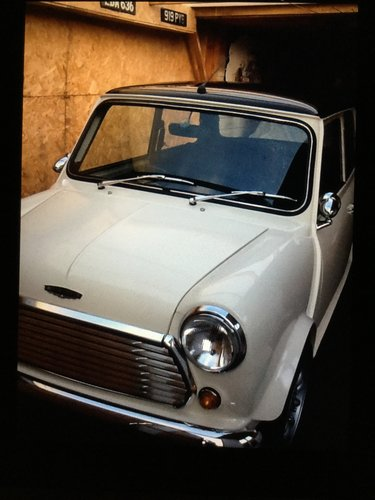 1969 Classic Mini For Sale (picture 1 of 6)