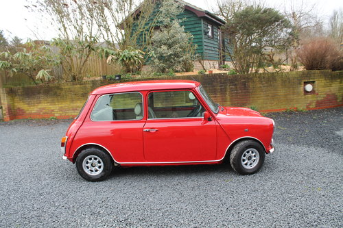 1998 mini 1275 mpi For Sale (picture 6 of 6)