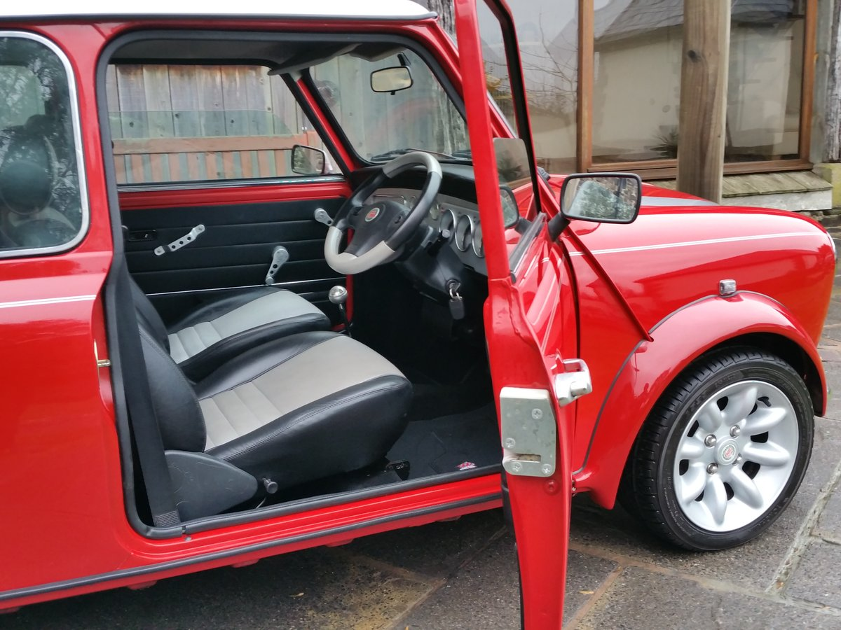 2000 Mini Cooper Sport On Just 16700 Miles From New SOLD (picture 3 of 6)