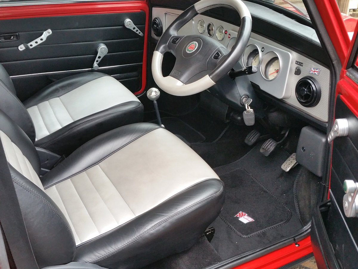 2000 Mini Cooper Sport On Just 16700 Miles From New SOLD (picture 4 of 6)