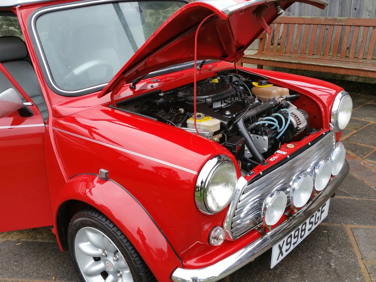 2000 Mini Cooper Sport On Just 16700 Miles From New SOLD (picture 5 of 6)