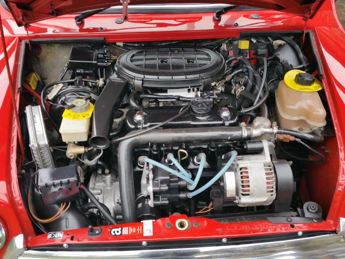 2000 Mini Cooper Sport On Just 16700 Miles From New SOLD (picture 6 of 6)