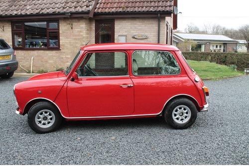 1998 mini 1275 mpi For Sale (picture 1 of 6)