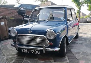 1968 Mini Cooper S MkII: 16 Feb 2019 For Sale by Auction
