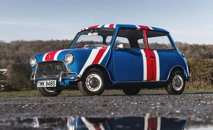 1978 Mini 850: 16 Feb 2019 For Sale by Auction