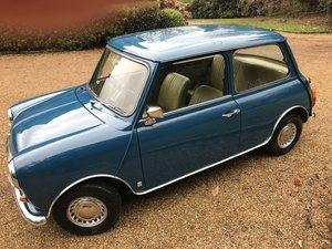 1973 Mini 1000 Auto SOLD