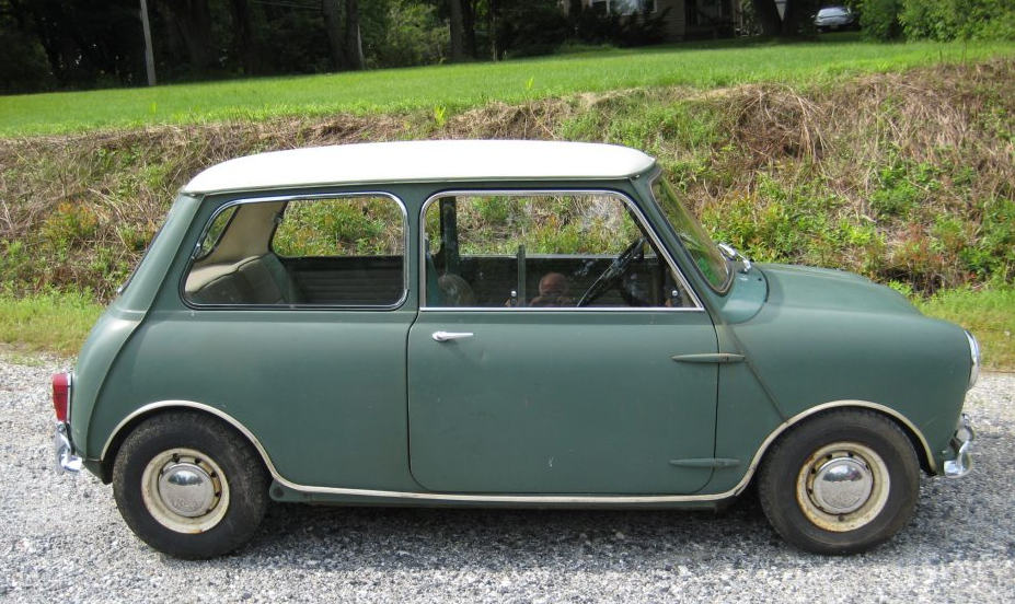 MK1 MINI COOPER & MINI COOPER S WANTED IN ANY CONDITION Wanted (picture 5 of 5)