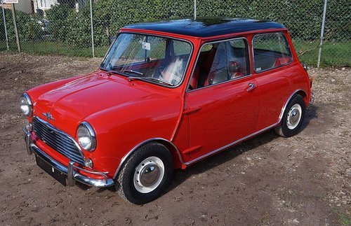 MK1 MK2 MK3 MINI COOPER & MINI COOPER S WANTED  For Sale (picture 1 of 5)