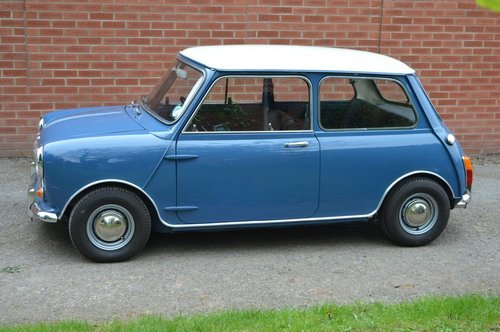 MK1 MK2 MK3 MINI COOPER & MINI COOPER S WANTED  For Sale (picture 3 of 5)