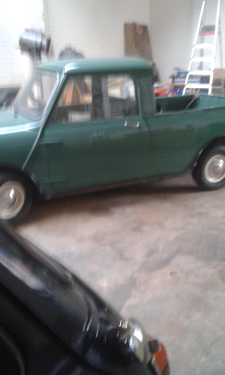 1975 MINI PICKUP For Sale (picture 1 of 6)