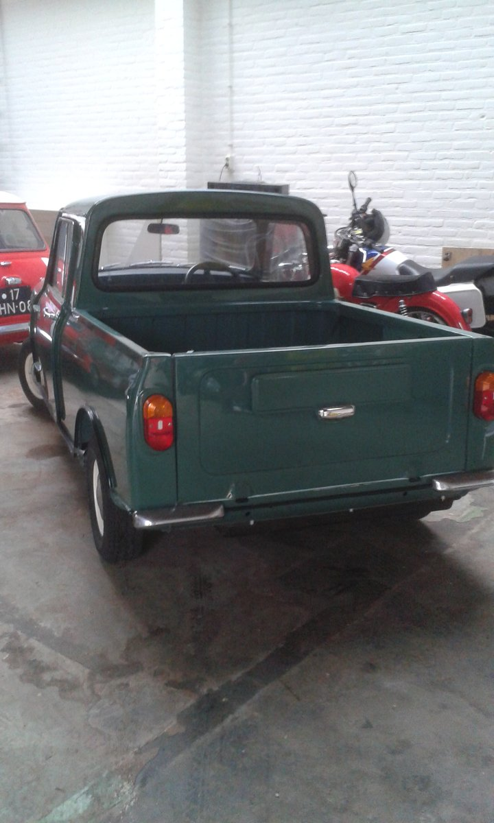 1975 MINI PICKUP For Sale (picture 2 of 6)