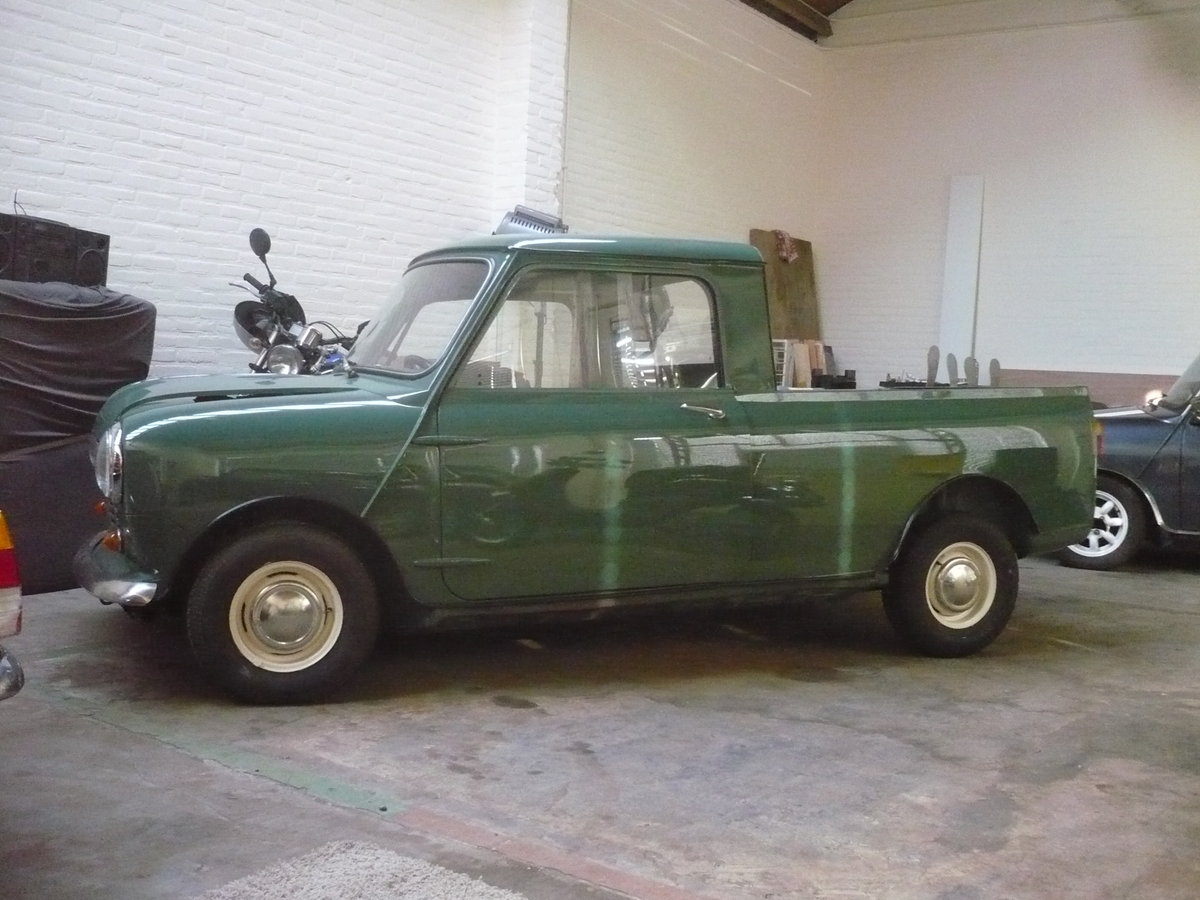 1975 MINI PICKUP For Sale (picture 3 of 6)