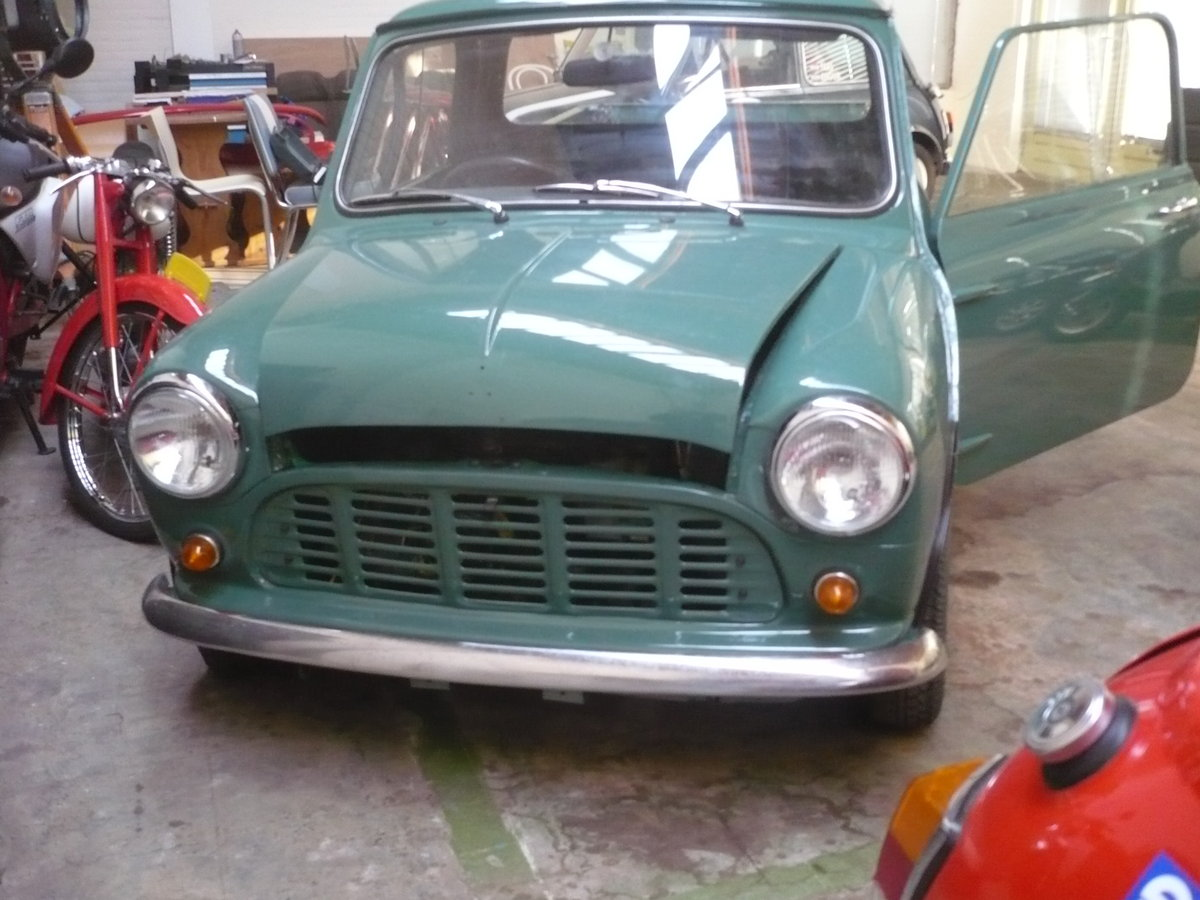 1975 MINI PICKUP For Sale (picture 4 of 6)
