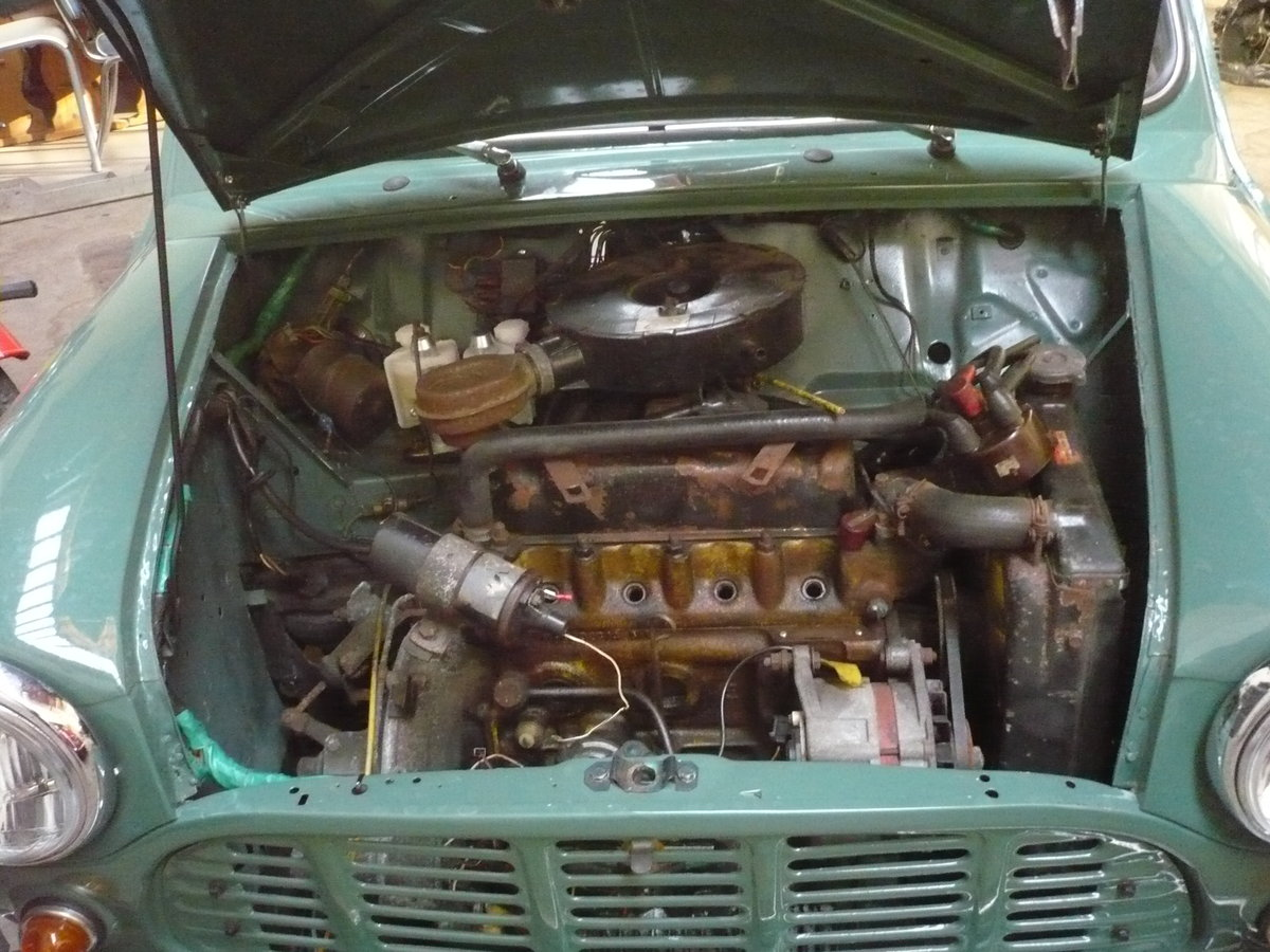 1975 MINI PICKUP For Sale (picture 5 of 6)