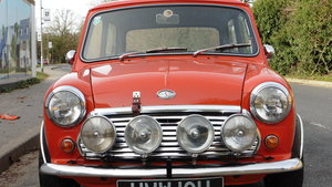 1970 Vortz Racing Morris Mini Cooper S MK3 Super Rare Exceptional
