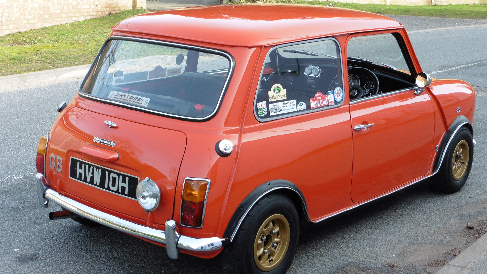 1970 Vortz Racing Morris Mini Cooper S MK3 Super Rare Exceptional For Sale (picture 2 of 6)
