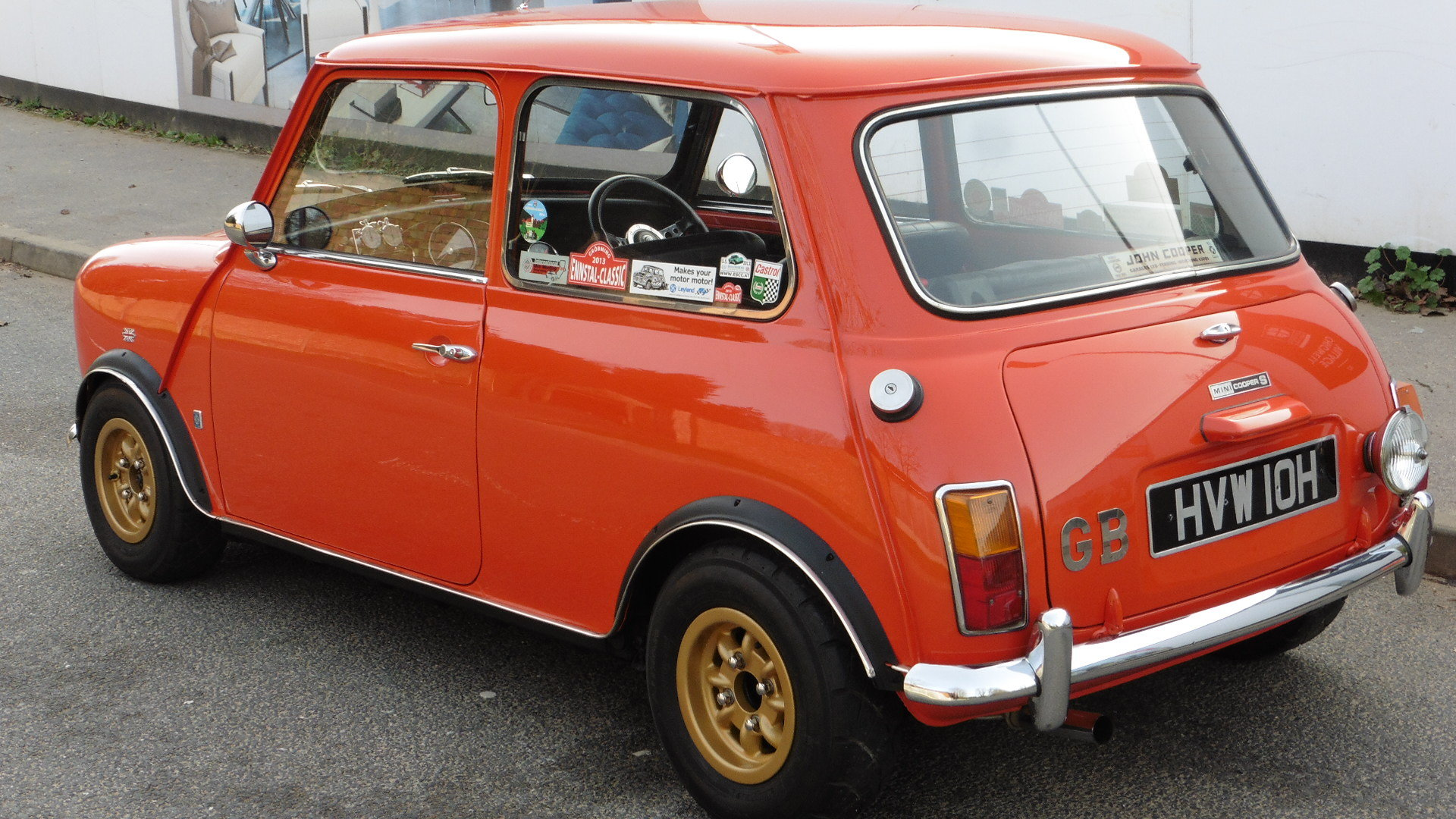 1970 Vortz Racing Morris Mini Cooper S MK3 Super Rare Exceptional For Sale (picture 4 of 6)