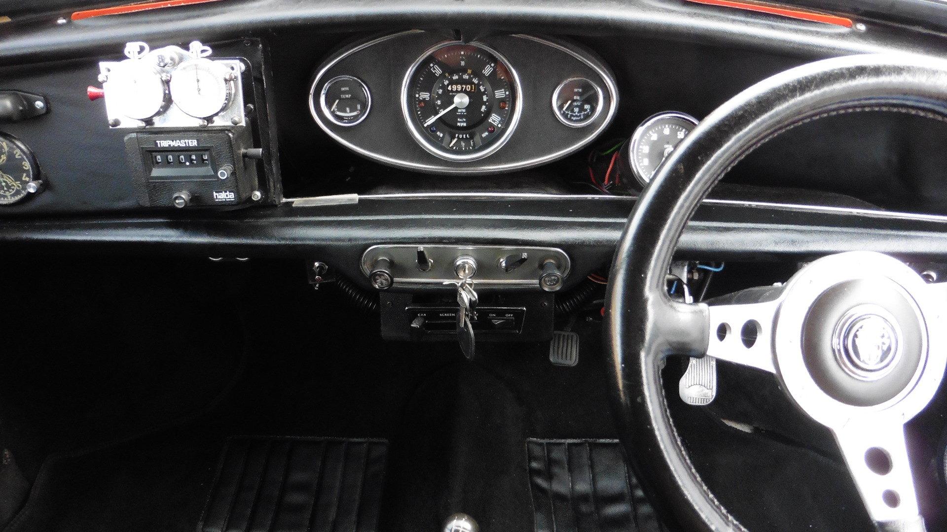 1970 Vortz Racing Morris Mini Cooper S MK3 Super Rare Exceptional SOLD (picture 6 of 6)