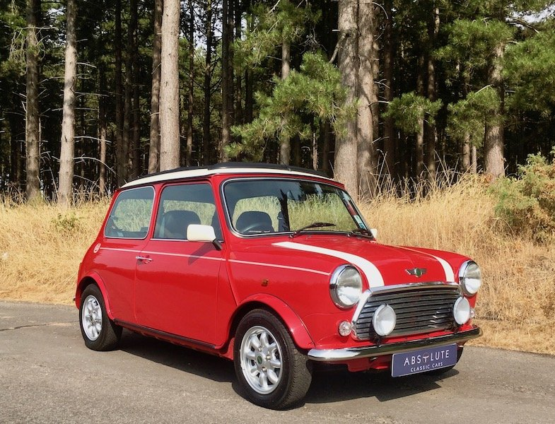 2000 Rover Mini Cooper - Sensational 2950 miles from NEW! SOLD (picture 1 of 6)