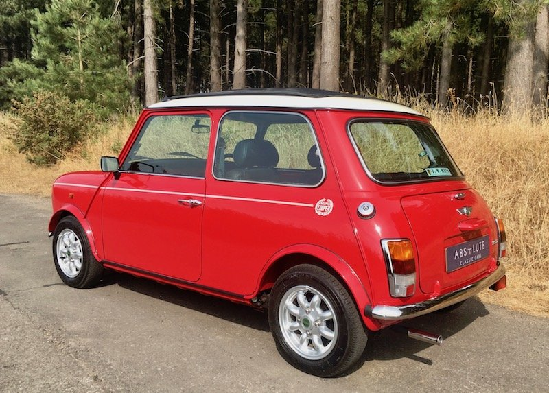 2000 Rover Mini Cooper - Sensational 2950 miles from NEW! SOLD (picture 2 of 6)