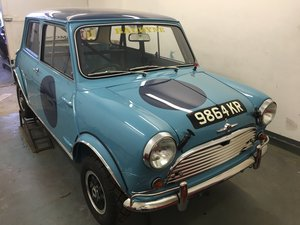 1964 Morris Mini Cooper S For Sale