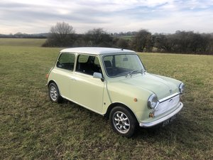 Austin Mini 1000cc 1971 Tax Free For Sale