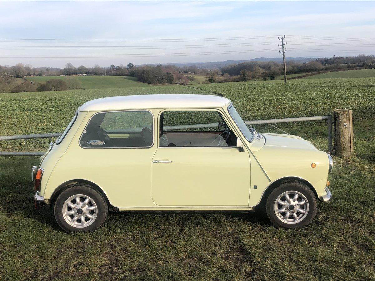 Austin Mini 1000cc 1971 Tax Free For Sale (picture 2 of 6)