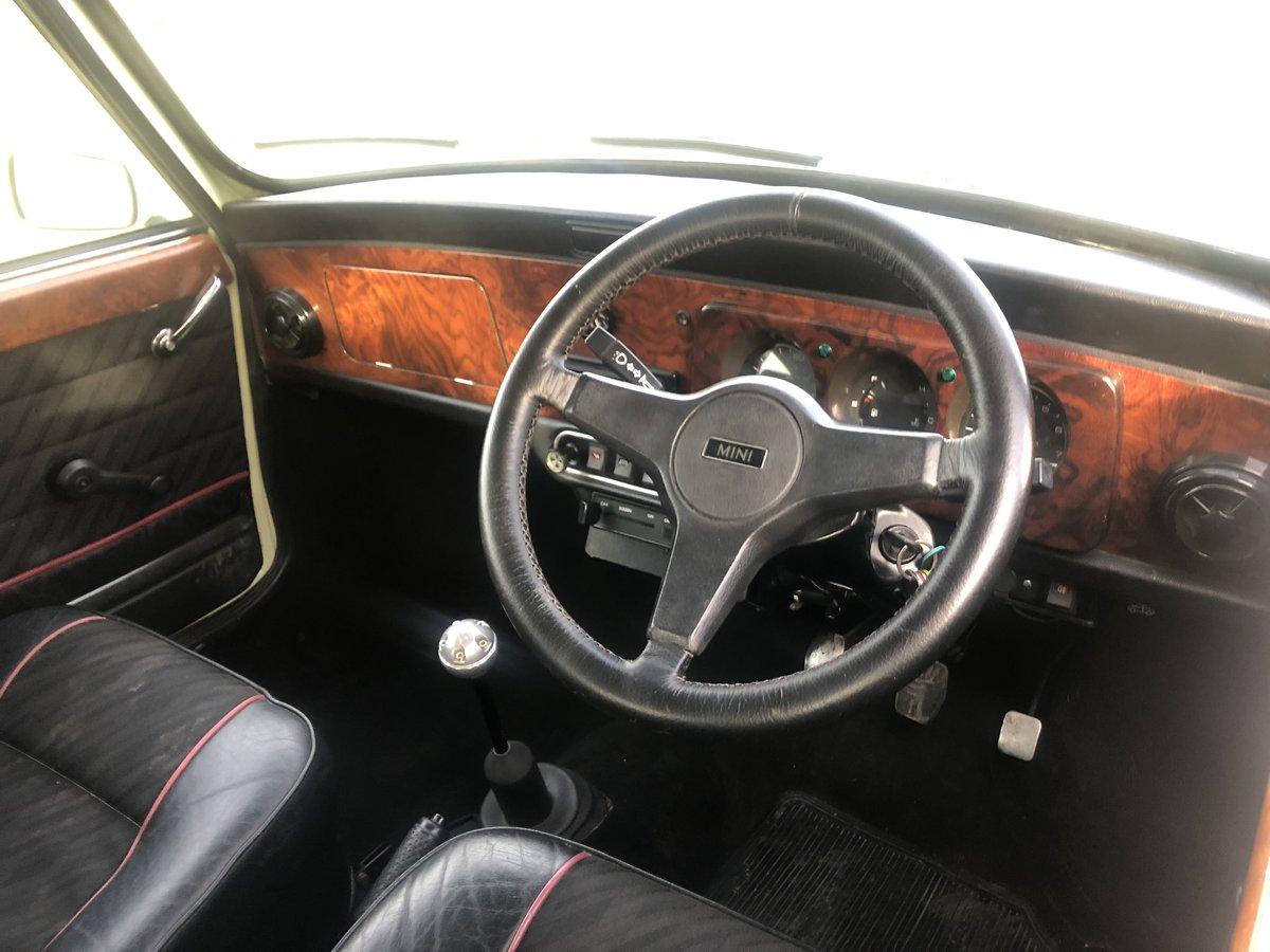 Austin Mini 1000cc 1971 Tax Free For Sale (picture 4 of 6)