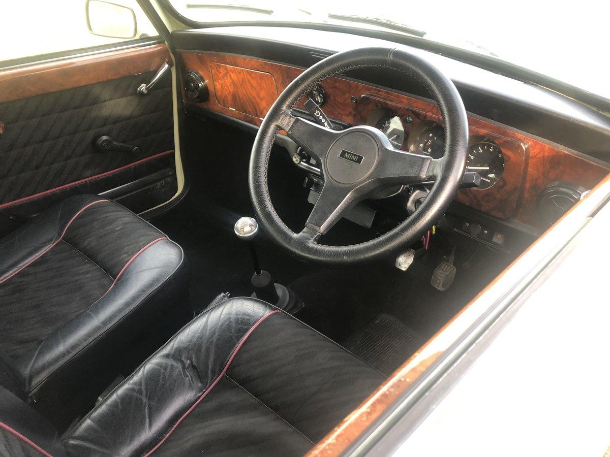Austin Mini 1000cc 1971 Tax Free For Sale (picture 5 of 6)