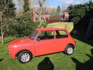 1975 Mini Clubman 998cc SOLD