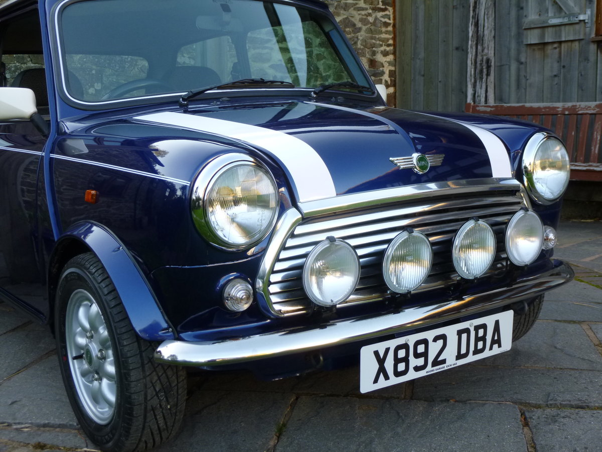 2000 'One Owner' Last Edition Mini Cooper On 16800 Miles From New SOLD (picture 2 of 6)