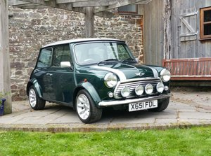 2000 Immaculate Last Edition Cooper Sport On 26000 Miles From New SOLD