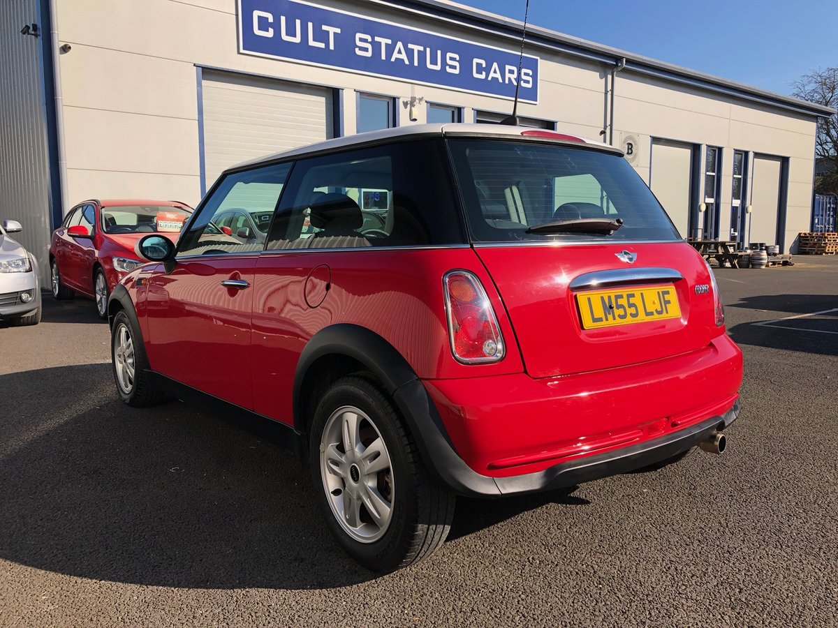 2006 55 MINI HATCH COOPER 1.6 114 BHP For Sale (picture 3 of 6)