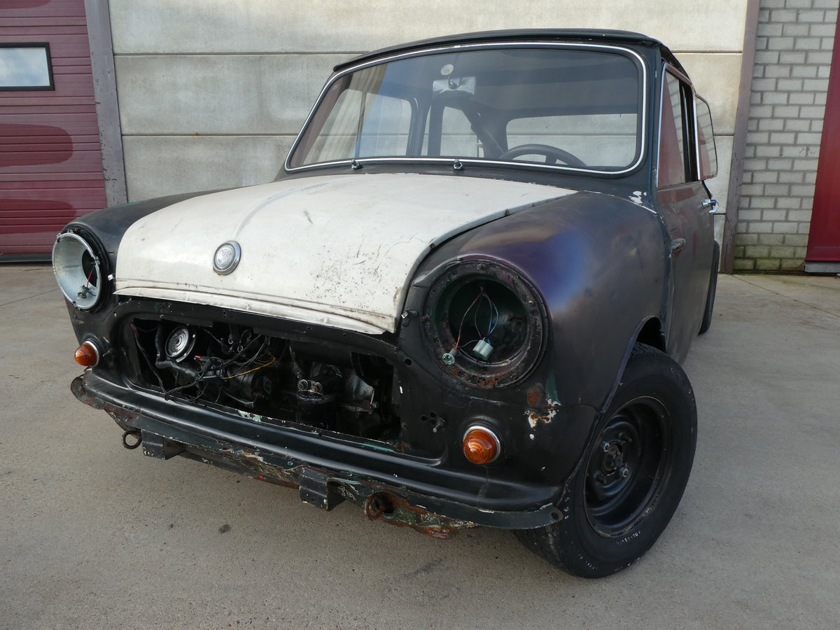 Mini Cooper S 1969 LHD For Sale (picture 1 of 6)