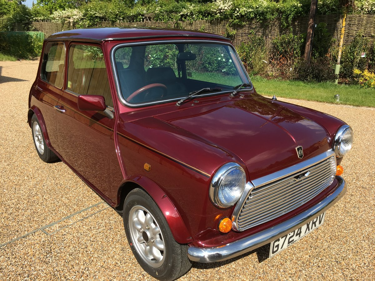 1990 Superb Mini 30  For Sale (picture 1 of 6)