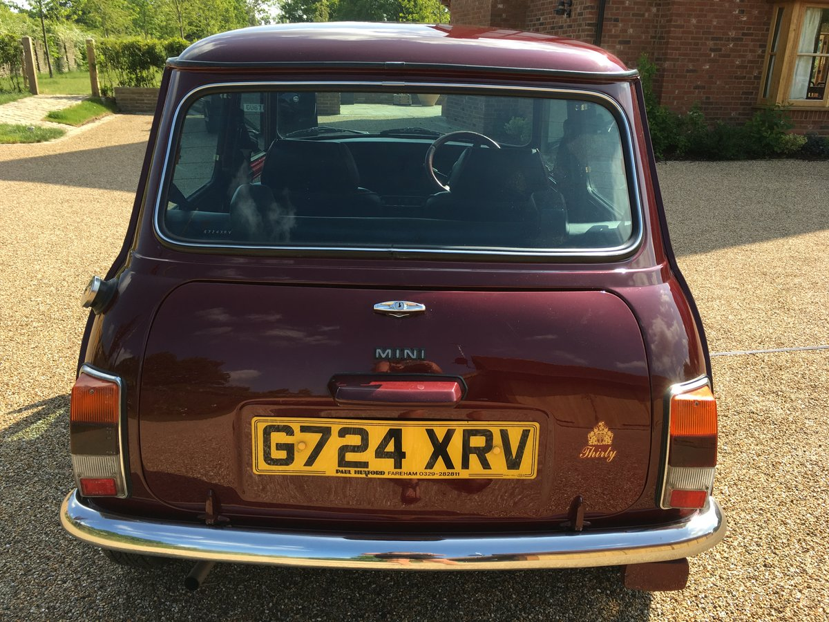 1990 Superb Mini 30  For Sale (picture 2 of 6)