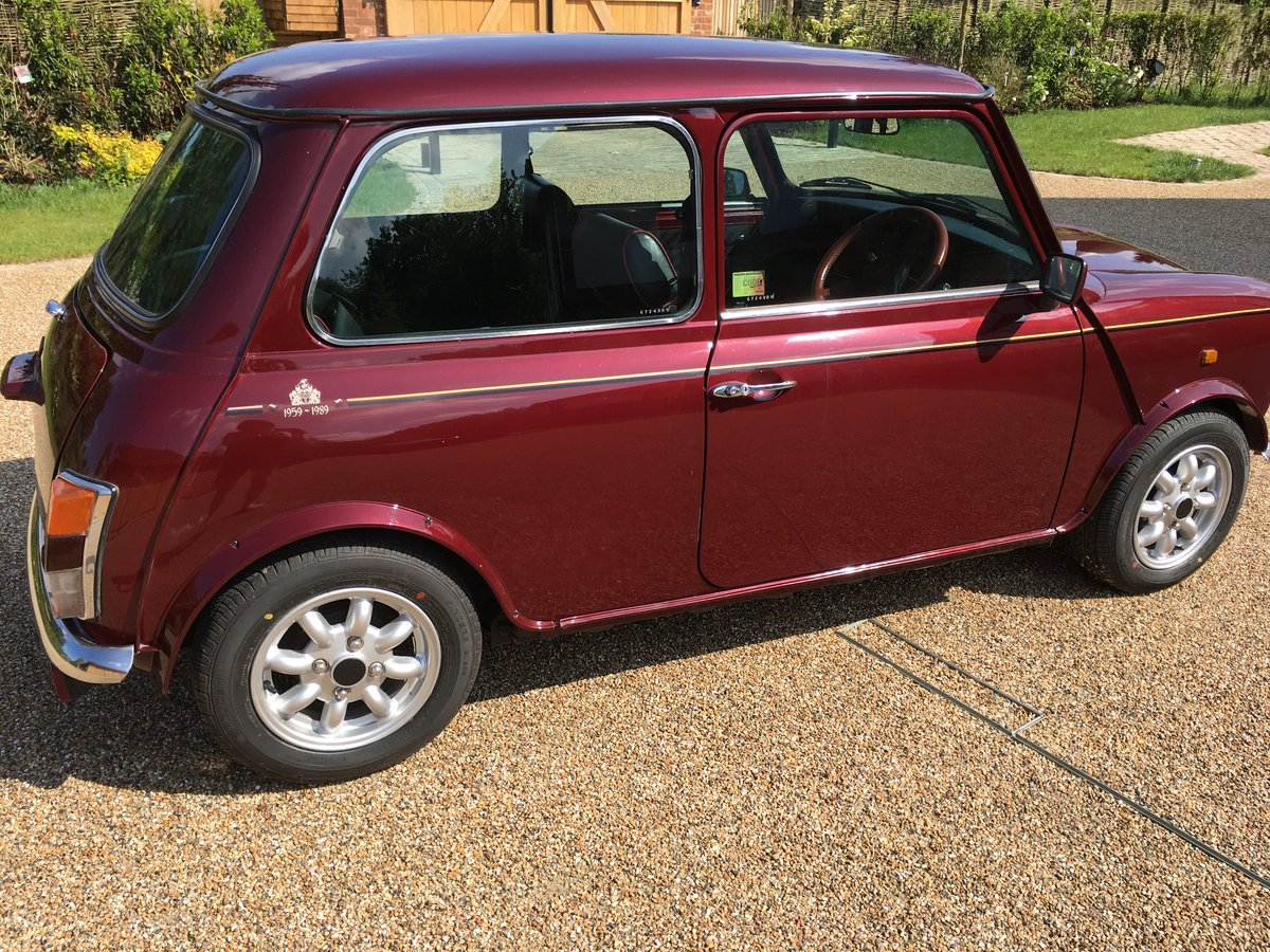 1990 Superb Mini 30  For Sale (picture 4 of 6)
