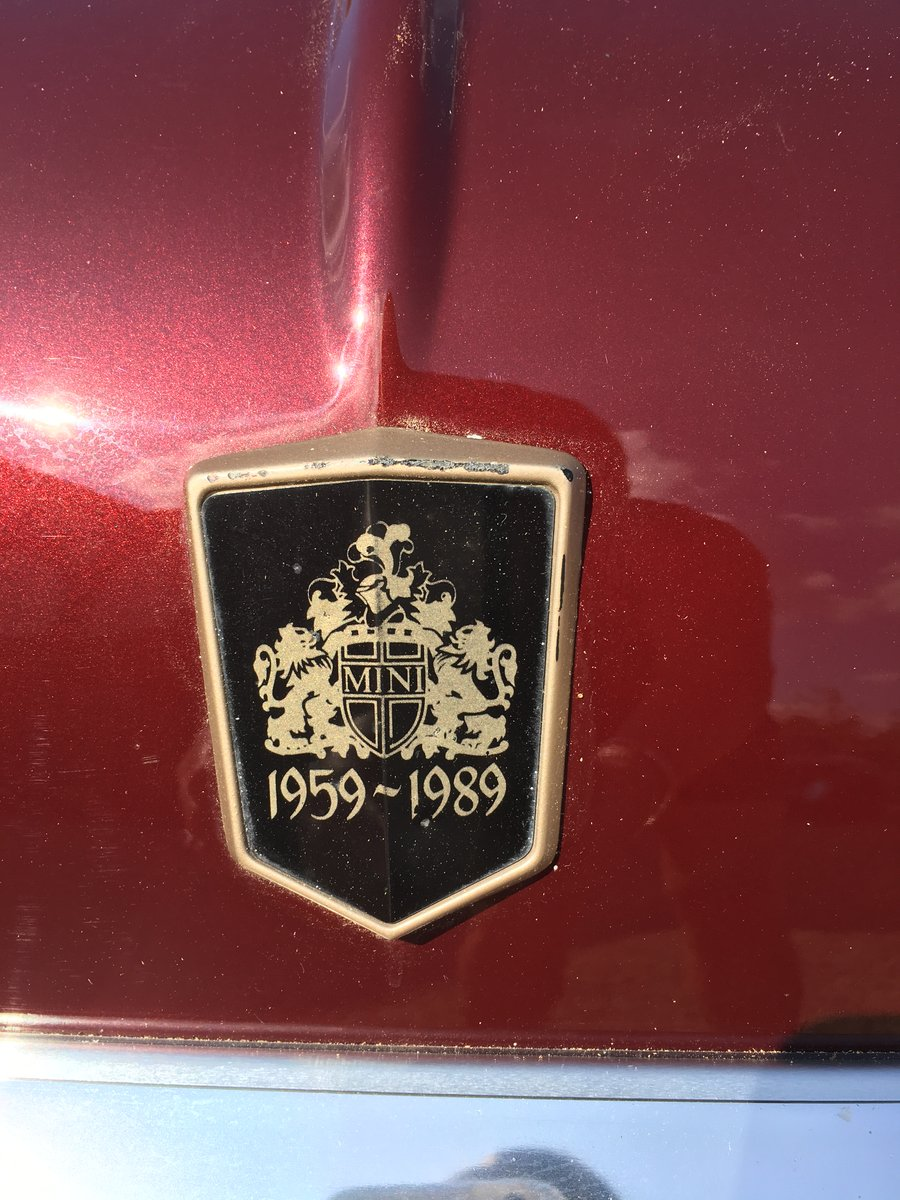1990 Superb Mini 30  For Sale (picture 5 of 6)