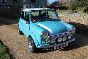 1998 Cooper Sport Finished In Rare Surf Blue SOLD