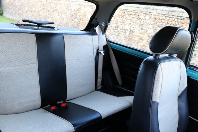 1998 Cooper Sport Finished In Rare Surf Blue SOLD (picture 6 of 6)