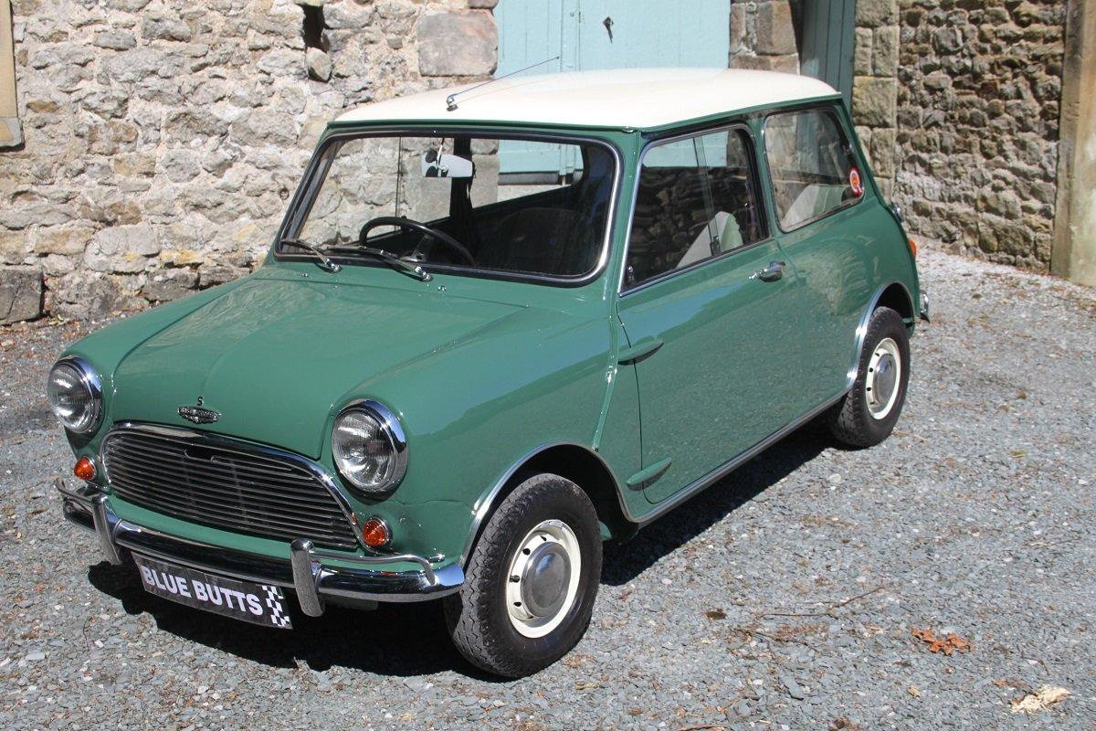 1966 Mini Cooper S 1275. For Sale (picture 1 of 6)