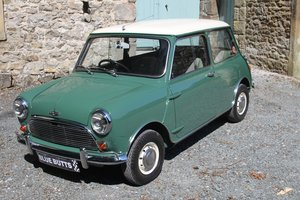 1966 Mini Cooper S 1275. For Sale