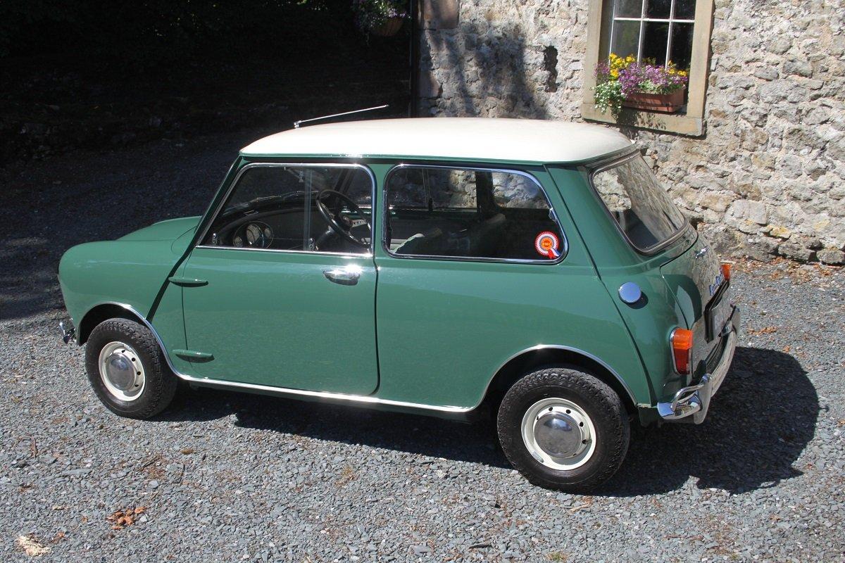 1966 Mini Cooper S 1275. For Sale (picture 2 of 6)