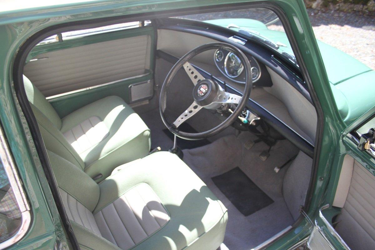 1966 Mini Cooper S 1275. For Sale (picture 3 of 6)