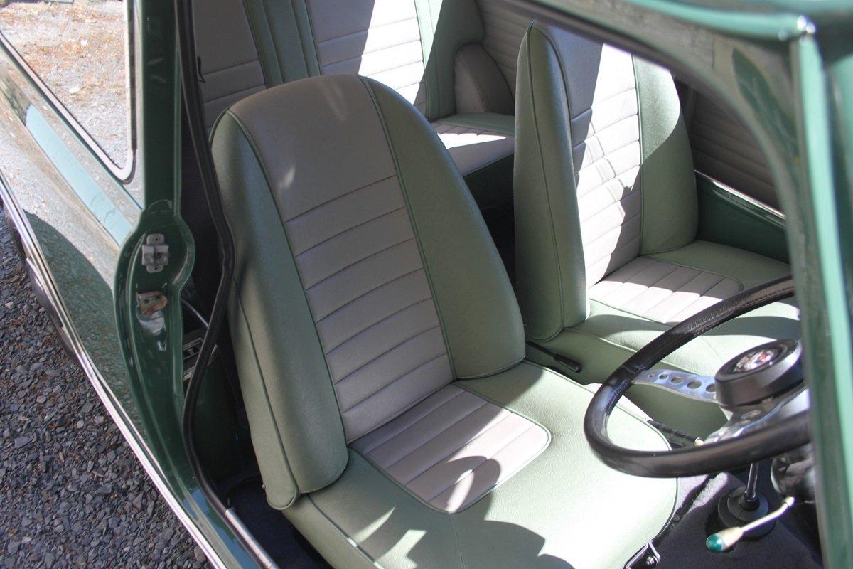 1966 Mini Cooper S 1275. For Sale (picture 4 of 6)
