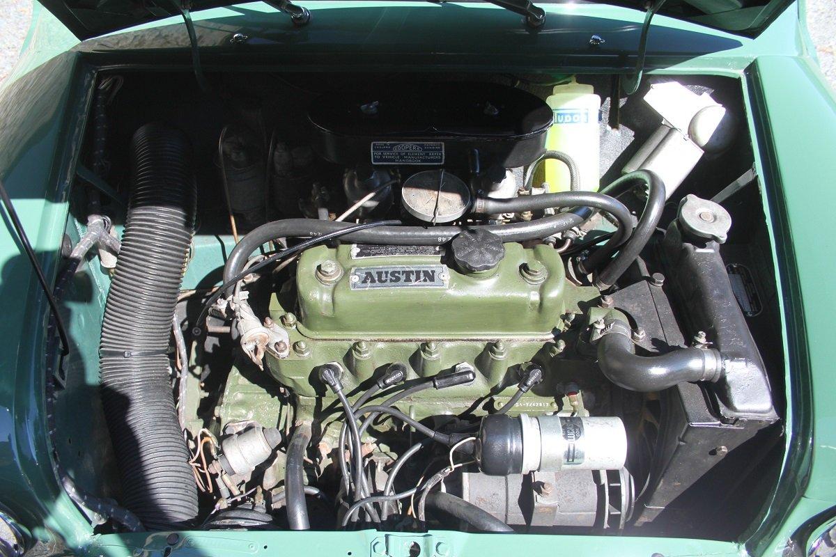 1966 Mini Cooper S 1275. For Sale (picture 5 of 6)