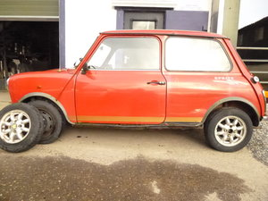 1993 Low mileage classic mini sprite project