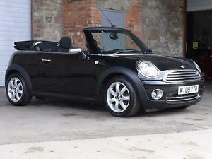 2009 Mini Convertible 1.6 Cooper 2DR For Sale